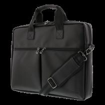 DELTACO krepšys, skirtas 15,6 colių nešiojamiesiems kompiuteriams, 6 kišenės, juodas / NV-794