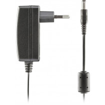 AC adapteris DELTACO AC Adapter, 100-240V AC 50 / 60Hz į 12V DC, 1A, 1.5m, juodas / PS12-10A