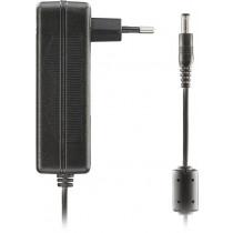 AC adapteris DELTACO, 3A, 1.5m, juodas / PS12-30A