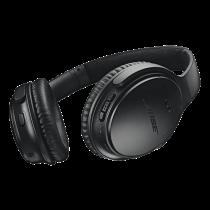 Ausinės Bose QuietComfort 35 II Wireless, juodos / QC35IIBLACK