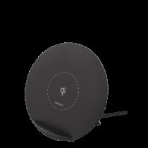 Bevielis įkroviklis DELTACO tinkamas iPhone ir Android, 5W,  juodas / QI-1025