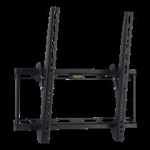 Laikiklis QNECT iki 75kg., VESA 75x75 iki 400x400, juodas / QNE-1003