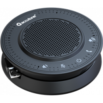 Accutone garsiakalbis konferenciniams skambučiams, USB, UC / Skype, juodas ZA-R1M / R1M