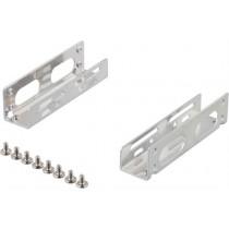 HDD dėžutės tvirtinimo laikikliai DELTACO / RAM-2
