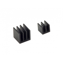 2 vnt aliuminiai aušintuvai Pi MMP-0139 / RPI-1027