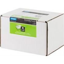 LabelWriter baltos adresų etiketės, 89x28 mm, didelės pakuotės (24x130st), birios DYMO / S0722360
