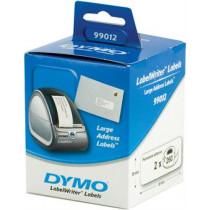 LabelWriter baltos adresų etiketės, 89x36mm, 24-pack (6240pcs), birios DYMO / S0722390