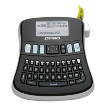 Dymo Label Manager 210D, marking machine with QWEERTY keyboard, black / S0784430