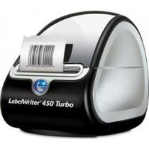 Spausdintuvas DYMO LabelWriter 450 TURBO, 71 etiketė per min / S0838850