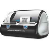 Spausdintuvas DYMO LabelWriter 450 TWIN TURBO, 71 etiketė per min / S0838900