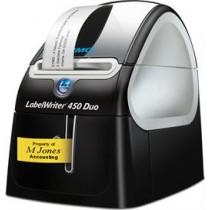 Spausdintuvas DYMO LabelWriter 450 DUO, 71 etiketė per min / S0838950