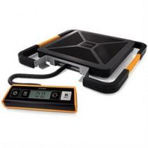 S180 pakuotės svarstyklės, skaitmeninis ekranas, USB, 180 kg DYMO juoda/sidabrinė / S0929040