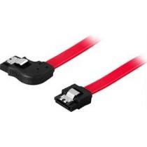 Cable DELTACO SATA /SAS, 1m, red / SATA-10H