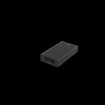 DELTACO PRIME konverteris iš Scart į HDMI, 19-pin ho, 1080p, black / SCART-HDMI1