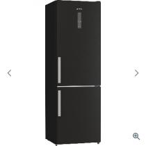 Refrigerator GORENJE NRK6192MBK