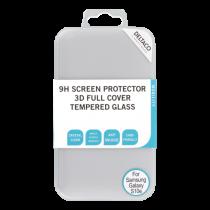 "Apsauginis stikliukas DELTACO skirtas ""Galaxy S10e"", 2.5D, visas ekranas / SCRN-S10E"