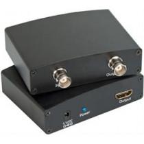 Signalo keitiklis iš SDI į HDMI, BNC, SDI Loop Out, juodas / SDI-1000