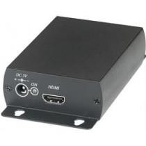 """Signalo keitiklis, nuo HD-SDI iki HDMI, BNC, """"Loop Out"""" funkcija, atsakymas"""