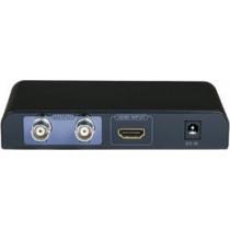 Signalo keitiklis iš HDMI į dvigubą SDI išėjimą, 1080p, SDI / HD-SDI / 3G-SDI, metalas, juodas LKV389 / SDI06