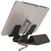 Maclocks universalus apsauginis planšetės laikiklis, 1.8 m, 2 raktai, juodas / SH-450
