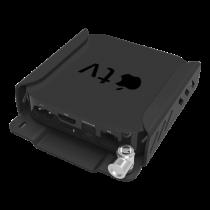 Laikiklis Maclocks Apple TV (2015), VESA 100x100, juodas / SH-555