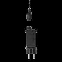 """DELTACO SMART HOME WiFi"" maitinimo adapteris kalėdinėms girliandoms, IP-44  SH-AD01"