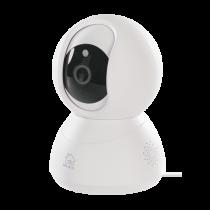 "DELTACO SMART HOME PTZ"" kamera, 720p, ""WiFi"" 2.4GHz, IR 10m, 1/4 ""CMOS,"" microSD "", balta  SH-IPC03"