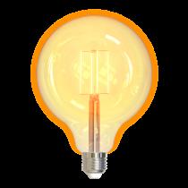 DELTACO SMART HOME LED lempa, E27, WiFI 2.4GHz, 5.5W, 470lm, diminama, 1800K-6500K, 220-240V, SH-LFE27G125