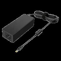 NB maitinimo šaltinis DELTACO tinkamas HP COMPAQ DV6000, DV6800, DV6700, NC6000, 65W,  18.5V/3.5A, juodas / SMP-103
