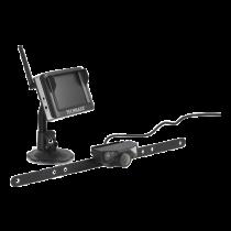 """Kamera automobiliui Technaxx 3.5 """", 320x240 pikselių, juoda / TECH-002"""