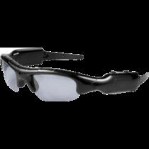 Sportiniai akiniai su kamera Technaxx VGA, juodi / TECH-008