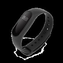 Išmanus laikrodis Baterija laiko 5 dienas, rodo širdies ritmą, žingsnius, atstumą Trendgeek juodas / TECH-108