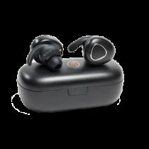"MusicMan ausinės ""In-ear"", ""Bluetooth"", ""IPX4"", mikrofonas Technaxx juodos / TECH-110"