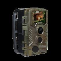 Technaxx laukinių gyvūnų kamera, 8MP, Full HD, IP56, PIR sensorius, IR, LCD, žalia / TECH-174