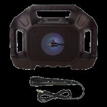 N-Gear The B streetbox, bevielė BT garso sistema, FM, Micro SD, juodas / THE-B