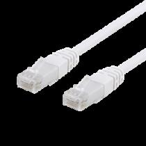 U / UTP Cat6  kabelis, CCA, 0,5 m, 250 MHz EPZI baltas / TP-60V-CCA