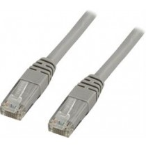 DELTACO F / UTP Cat6 Patch kabelis, 7m, 250MHz, Delta-certified, LSZH, baltas / TP-67V