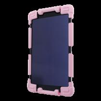 """Universalus dėklas DELTACO pastatomas, 7-8"""", rožinis / TPF-1304"""