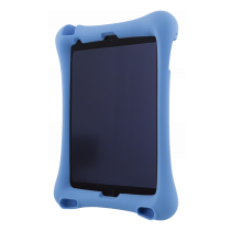 "DELTACO Silikoninis dėklas 10.2 ""-10.5"" iPad, mėlynas / TPF-1308"