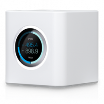 Ubiquiti AmpliFi Hem Router, Without Mesh Points, Plug and Play, Up to 5 Gb / s, White AFI-R / UBI-AFI-R