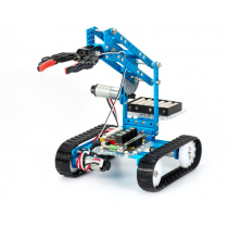 Robotas MakeBlock Ultimate 2.0, Bluetooth, mėlynas / 90040