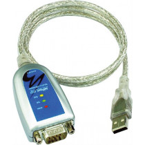 Moxa USB į serijinį adapterį, RS-232, DB9ha, 10 cm UP-1110 / UPORT1110