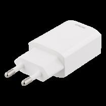 Įkroviklis DELTACO 100-240V tinklo, 2.4A, 1xUSB, baltas / USB-AC150