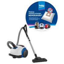 Vacuum Cleaner BEKO VCC44822AW