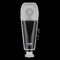 Mikrofonas YOGA USB, 50Hz-20kHz, juodas / YTM-132U
