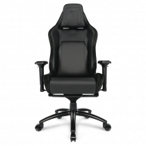 Gaming chair L33T GAMING E-Sport Pro Comfort, (PU) - Black / 160372