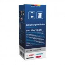 Coffee machine descaling tablets Bosch Siemens / 352727