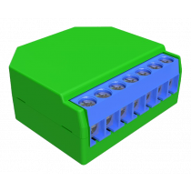 Dimmer Shelly 1 channel, WIFI, compact, green / SHELLY-DIM-2