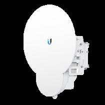 Gigabit radio Ubiquiti airFiber24, 1.5 Gbps, 24GHz backhaul, 13km+ range, white / UBI-AF-24