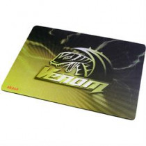 Venom Mousepad, black / yellow, 352x255x3mm AKASA / AK-0032
